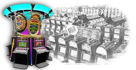 Titan 360 Slot Machine
