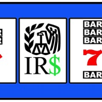 IRS to take more slot machine taxes