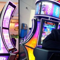 Britney Spears Slot Game and Cirque du Soleil game.